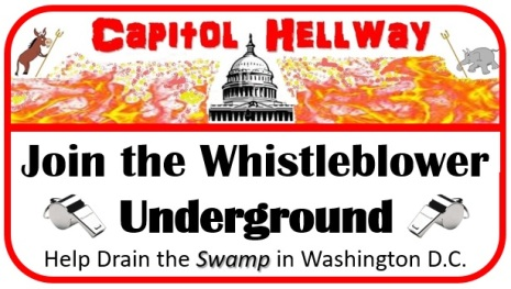 Capitol Hellway - Join the Whistleblower Underground